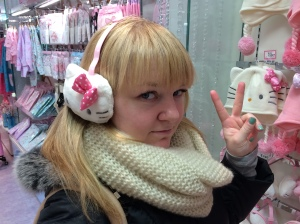It was so cold, I actually considered buying these